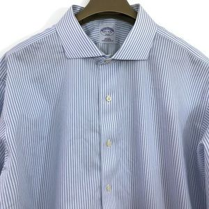 Brooks Brothers Shirt Striped Slim Fit Long Sleeve